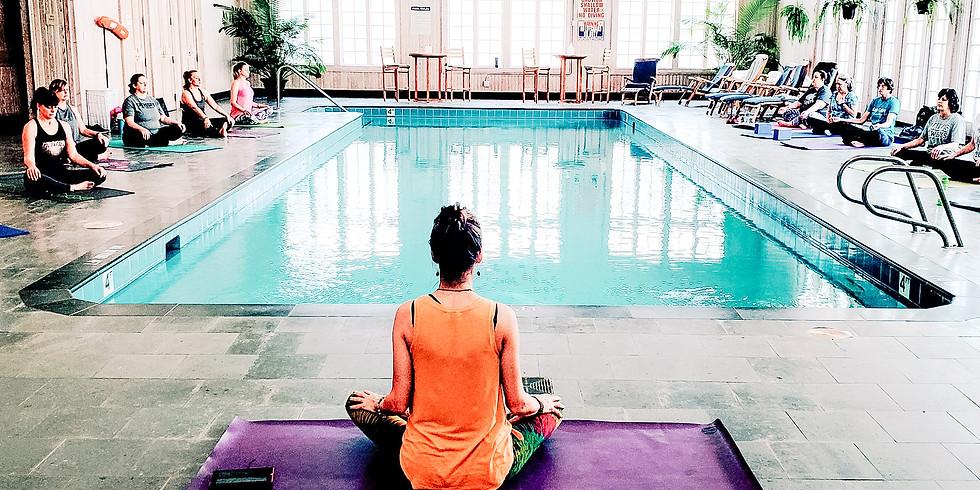 Flow Yoga with Donna Garrett