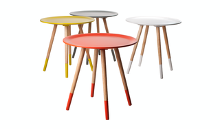 TWO TONE TABLE