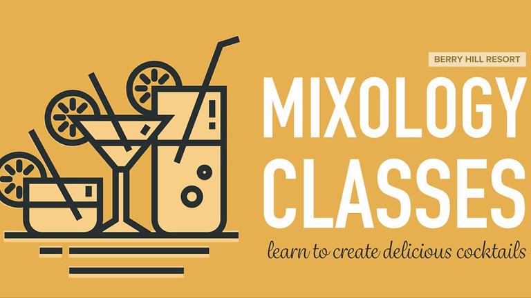 Mixology Class