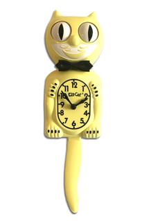 Kit-Cat Klock Yellow