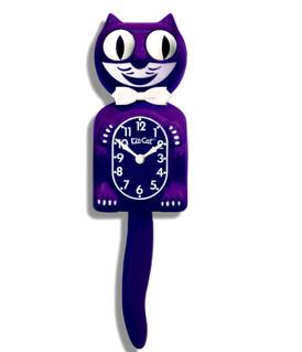 Kit-Cat Klock Violett