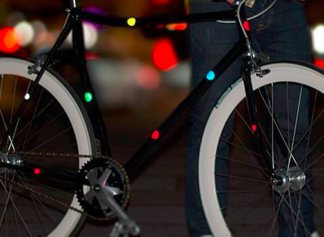 Macht euch sichtbar, liebe RadfahrerInnen!