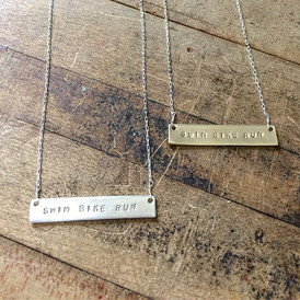 Tri For A Cure Necklaces