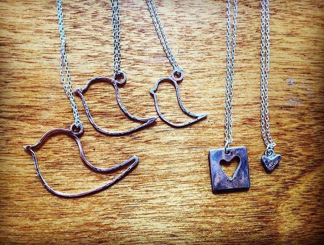 Generation necklaces