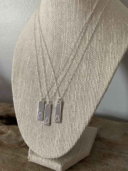 Long & Lean Maine Necklace