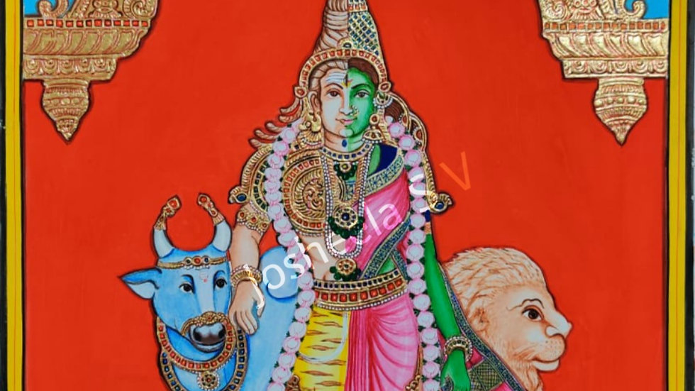 Ardhanareshware