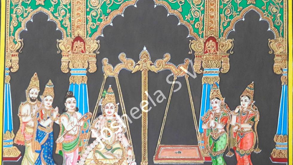 Shri Krishna Thula Bhara