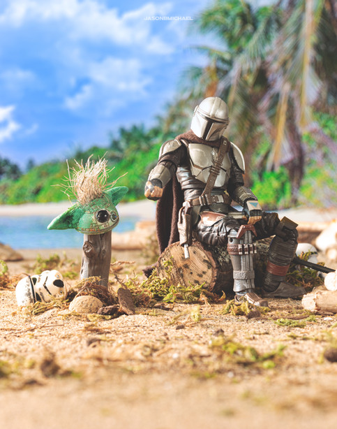 The Mandalorian Chapter 17: The Cast Away