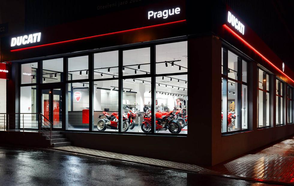 Ducati Prague