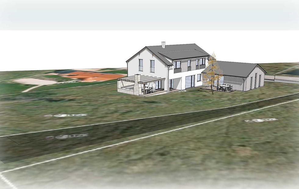 Dům s vejminkem