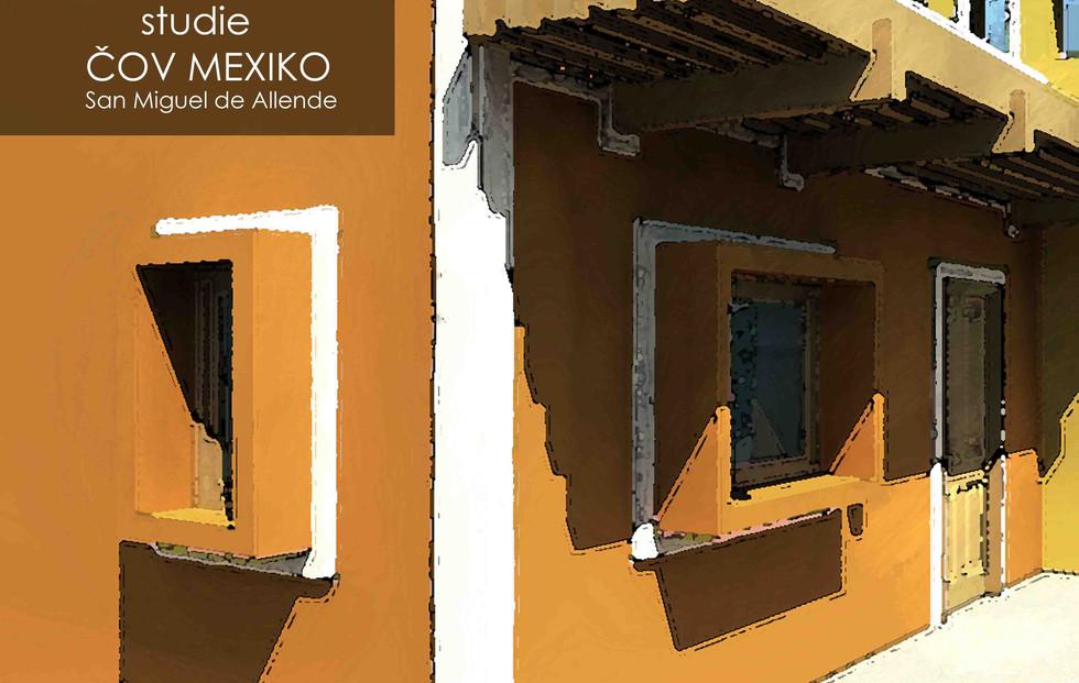 ČOV v Mexiku