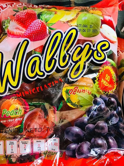 Wallys (Lichas) 50unidades