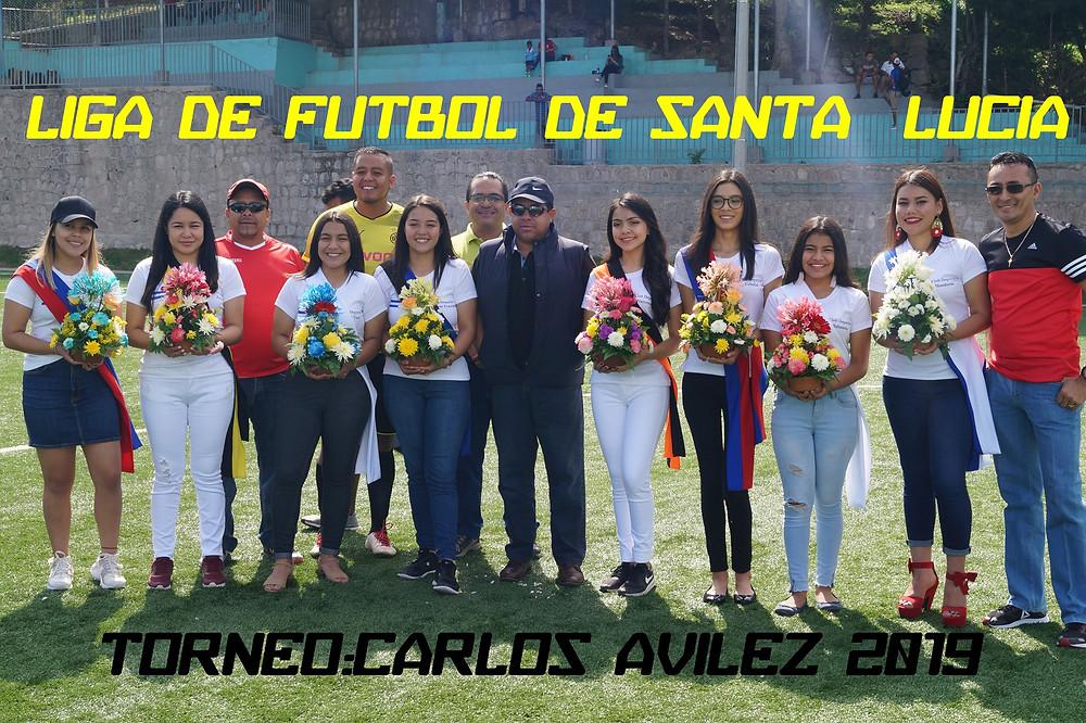 Liga de Fútbol Santa Lucía