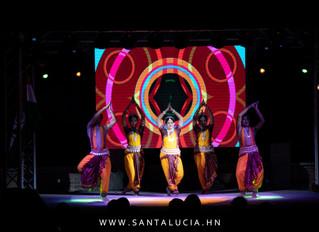 Evento Internacional, Grupo ODISSI de la India se presento en Santa Lucía