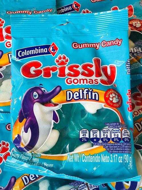 Grissly Gomitas Delfin