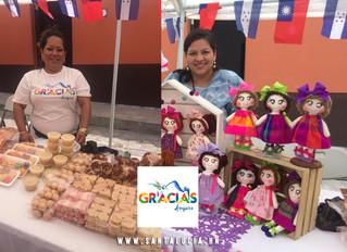Santa Lucía Presente en GRACIAS CONVOCA!!
