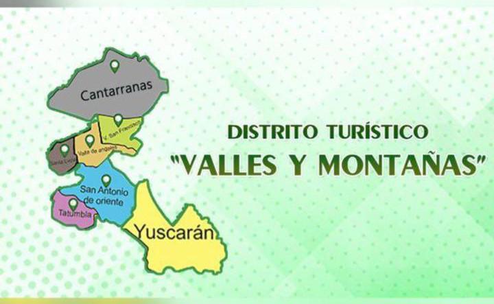 Distrito Valles y Montañas