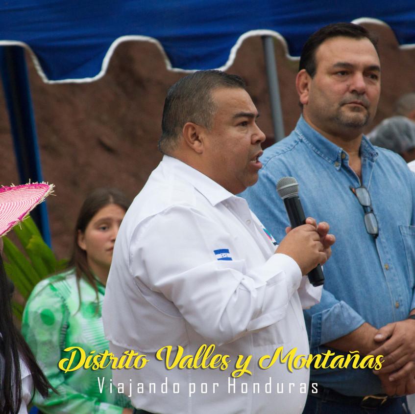 Alcalde Julio Avilez