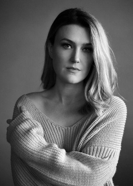 Actress Brie Kristiansen