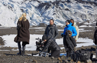 Brie Kristiansen as Vala in NBC's Blindspot