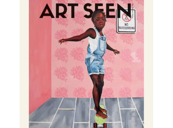 Cover page of Art Seen