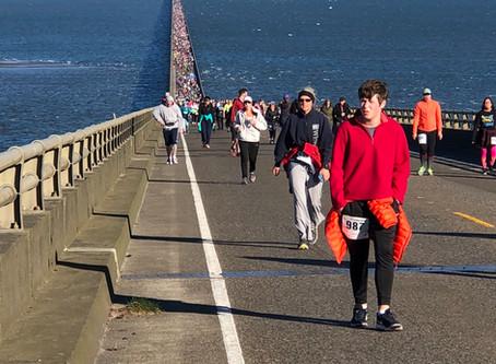 Midlife First-Time Marathon