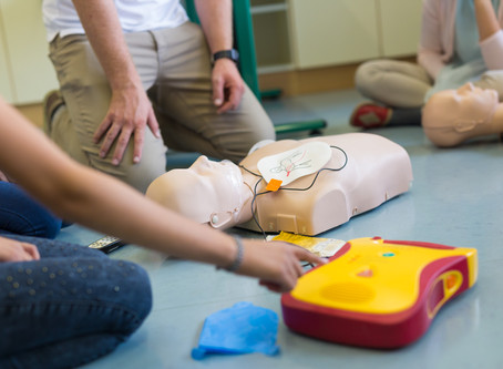 Need First Aid, CPR, AED certification?