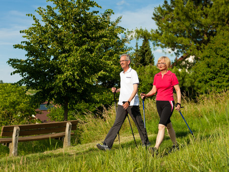 Fibromyalgia and Nordic Walking