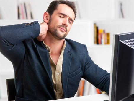 Os 6 tipos de dor no pescoço