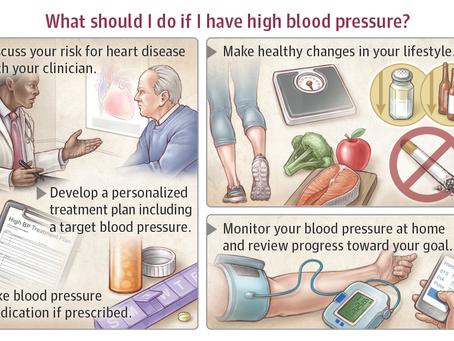 O que fazer para controlar a Pressão