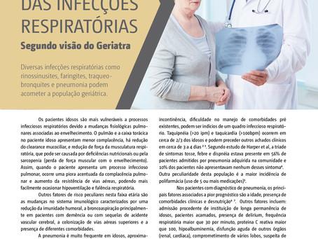 Tratamento Infecções Respiratórias - Visão do Geriatra