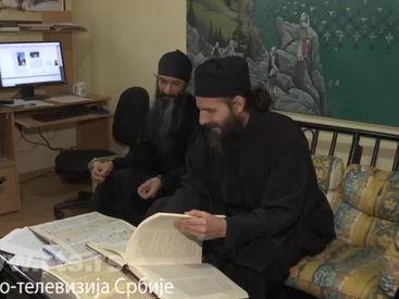 Позив прибојским школама: монаси из оближњег манастира превели Законоправило Светог Саве
