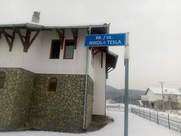 Улица Николе Тесле у Осојану и однос прибојских школа према ћирилици