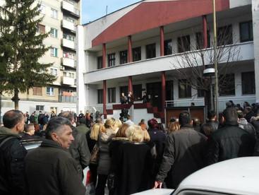 Прибојски журналиста: Хлеба и Аце Лукаса