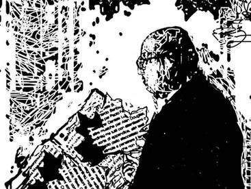 Нови циклус Драгане Лаловић - Илустрације за поезију Николе Страјнића