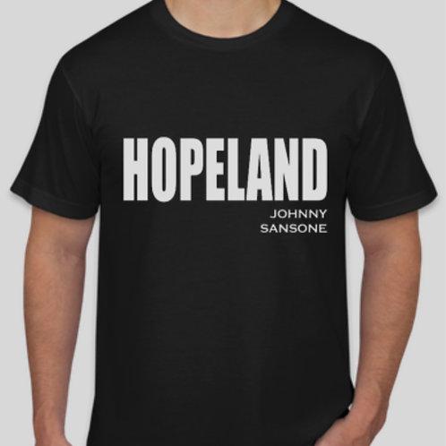 HOPELAND T-Shirt BLACK