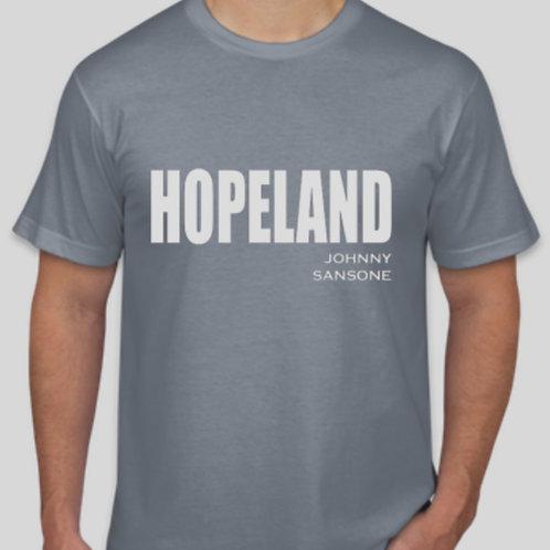 HOPELAND T-Shirt SLATE