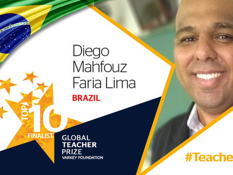 Inspirador! Você conhece Diego Mahfouz Faria Lima?