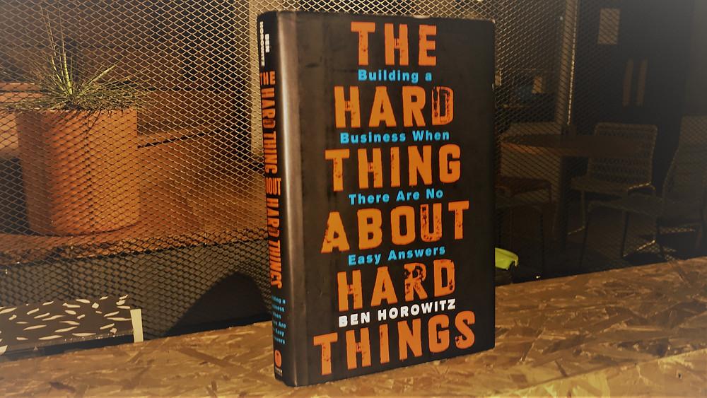 "InovaMo - ""The Hard Thing About Hard Things - Ben Horowitz"""
