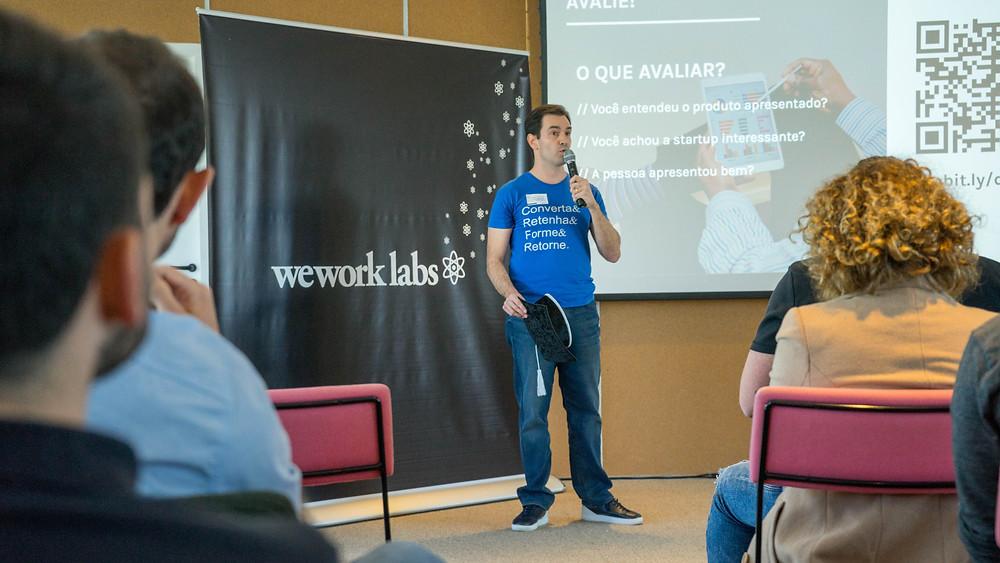 InovaMo - Uma das 9 finalistas do Demo Day da WeWork Labs