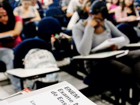 Você sabe quantos alunos prestam o Enem, mas não se matriculam em nenhuma Universidade?