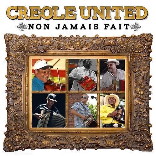 Creole United Non Jamais Fait