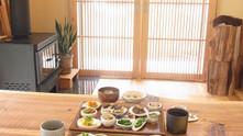 天然木のお家カフェ 『木と季』オープンします