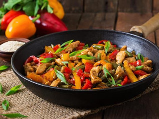 Gastronomie d'Asie