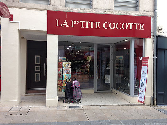 la p'tite cocotte • Verdun