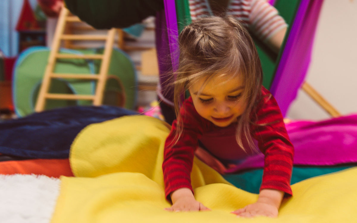lapsi toimintaterapiassa
