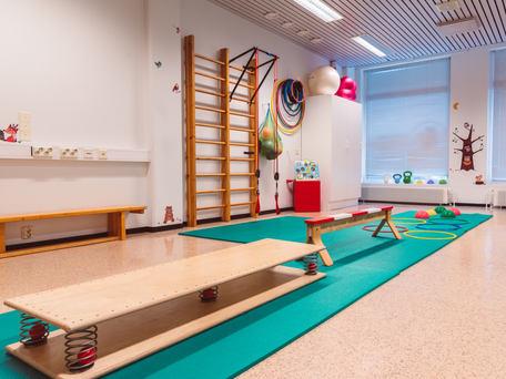 iso fysioterapiasali