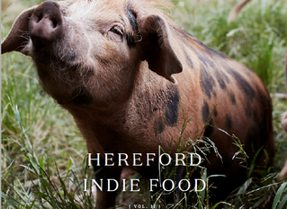 """Hereford Indie Food Talk - Monday 28th August - """"The Perfect Diet"""""""