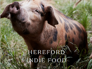 "Hereford Indie Food Talk - Monday 28th August - ""The Perfect Diet"""