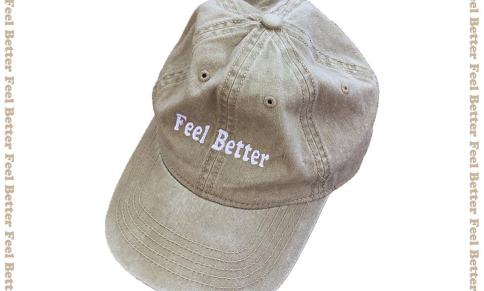 'Feel Better' Dad Hat